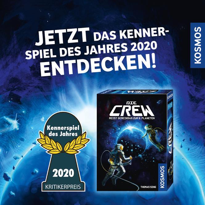 Die Crew - Kartenspiel - Kosmos