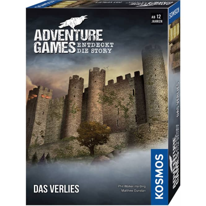 Adventure Games - Das Verlies