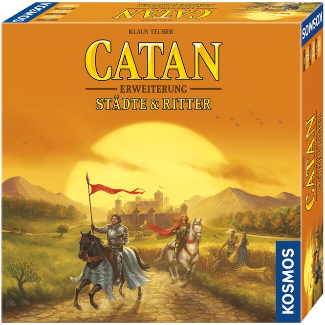 Catan - Städte und Ritter - Erweiterung