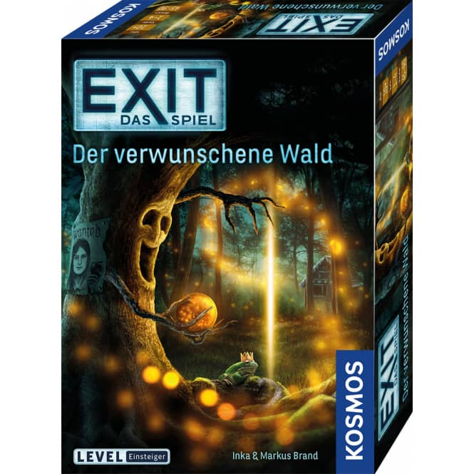 EXIT - Das Spiel - Der verwunschene Wald
