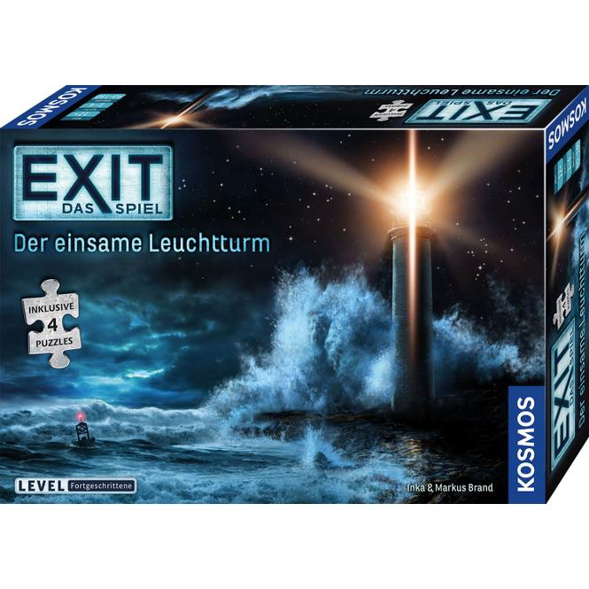 EXIT - Das Spiel + Puzzle - Der einsame Leuchtturm