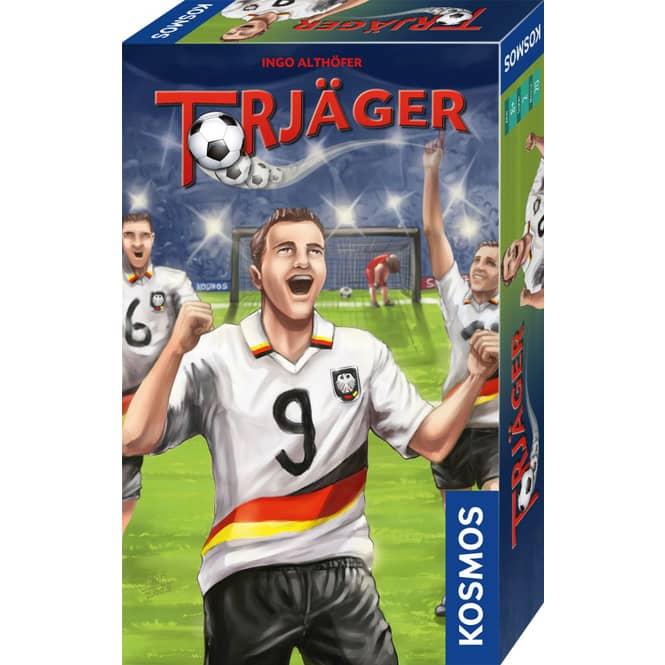 Torjäger Ingo Althöfer Kosmos