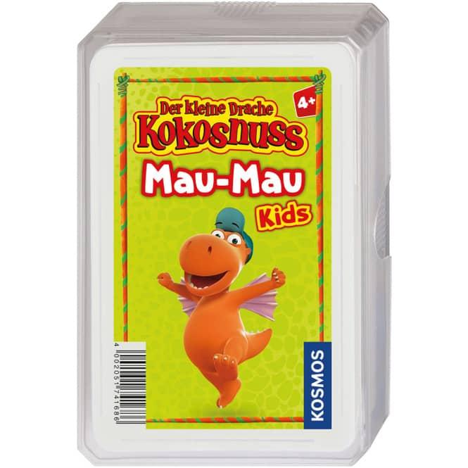 MAU-MAU Kartenspiel - Der kleine Drache Kokosnuss