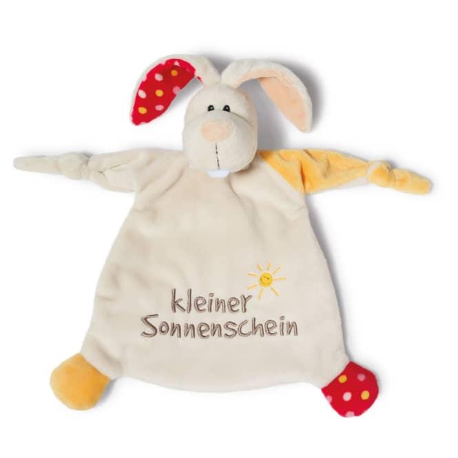 My first Nici - Schmusetuch - Hase Tilli - kleiner Sonnenschein - Nici