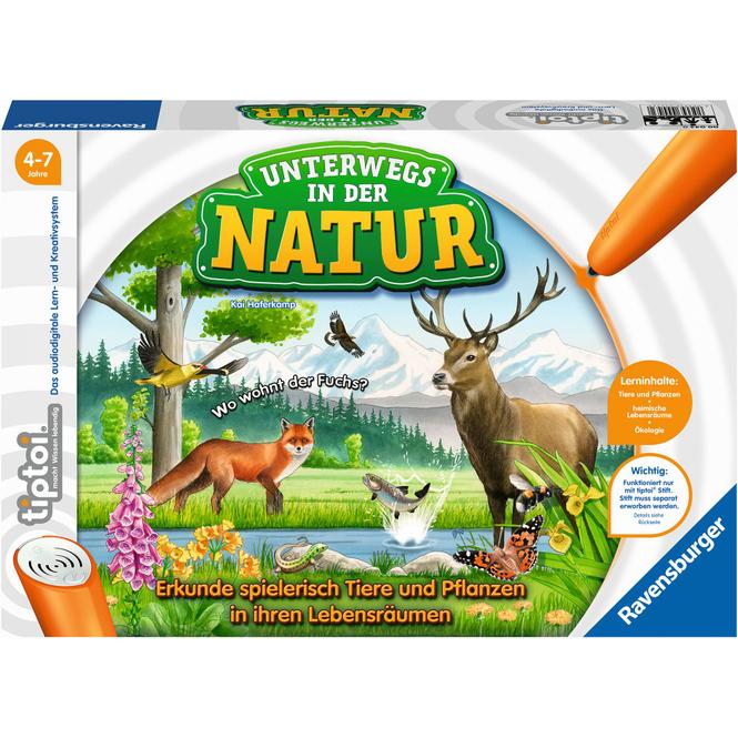 TipToi Unterwegs in der Natur