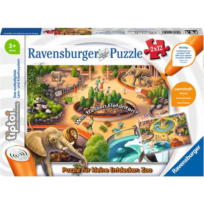 tiptoi®Puzzle - Zoo