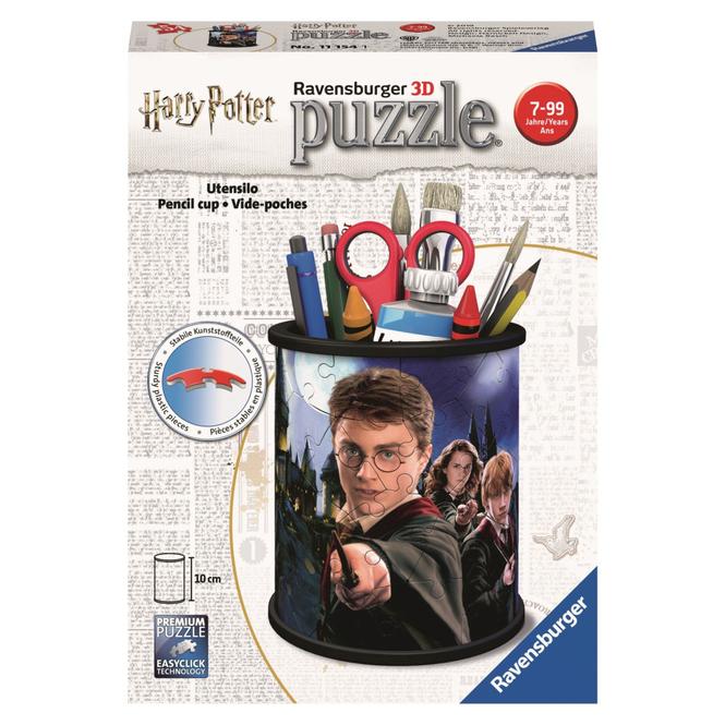 3d Puzzle - Utensilo - Harry Potter - 54 Teile