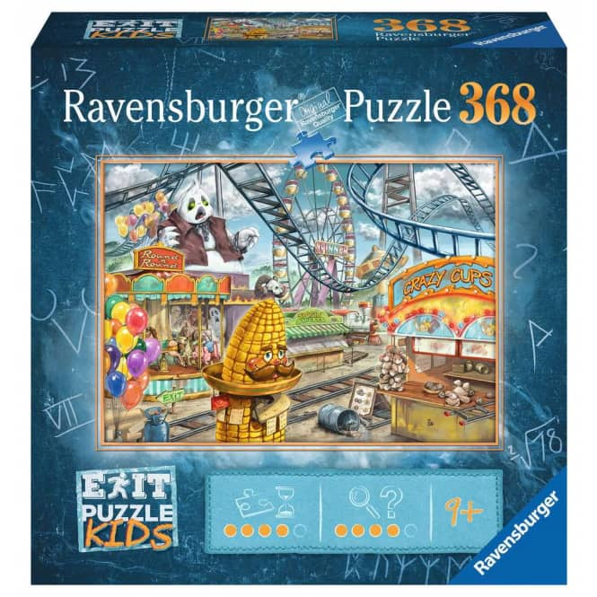 Puzzle - EXIT KIDS - Siggiland - 368 Teile