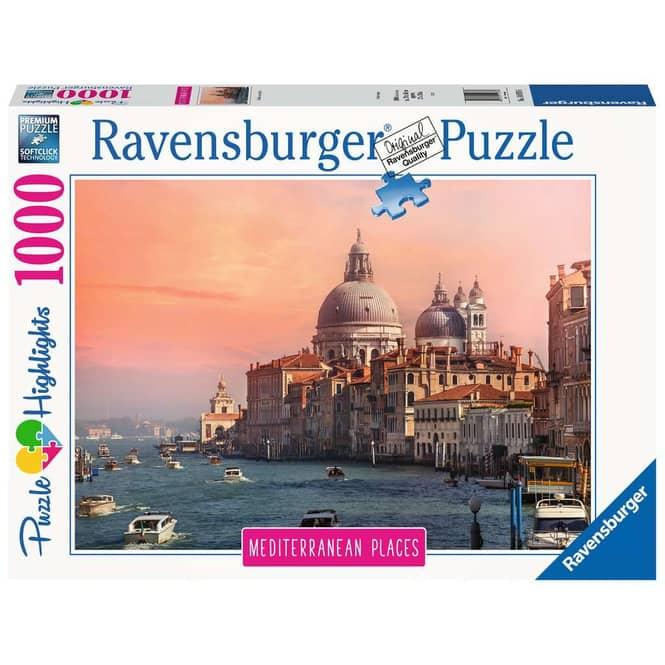 Puzzle - Mediterranean Italy - 1000 Teile