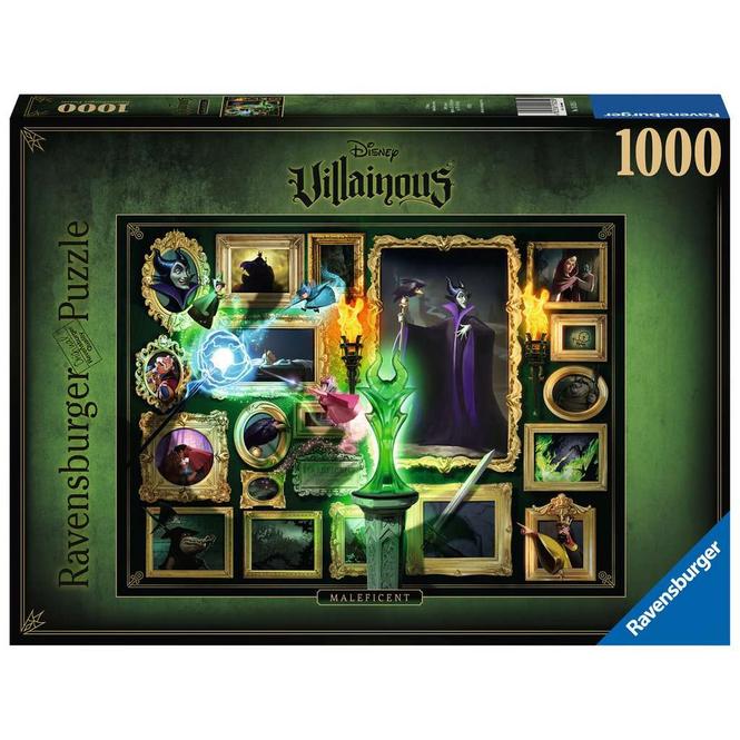 Puzzle - Villainous - Malificent - 1000 Teile