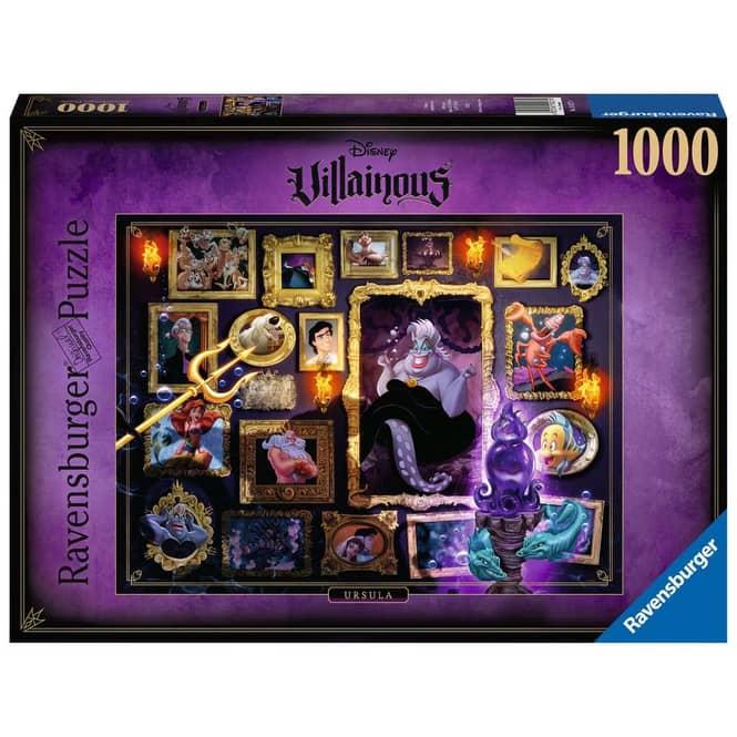 Puzzle - Villainous - Ursula - 1000 Teile