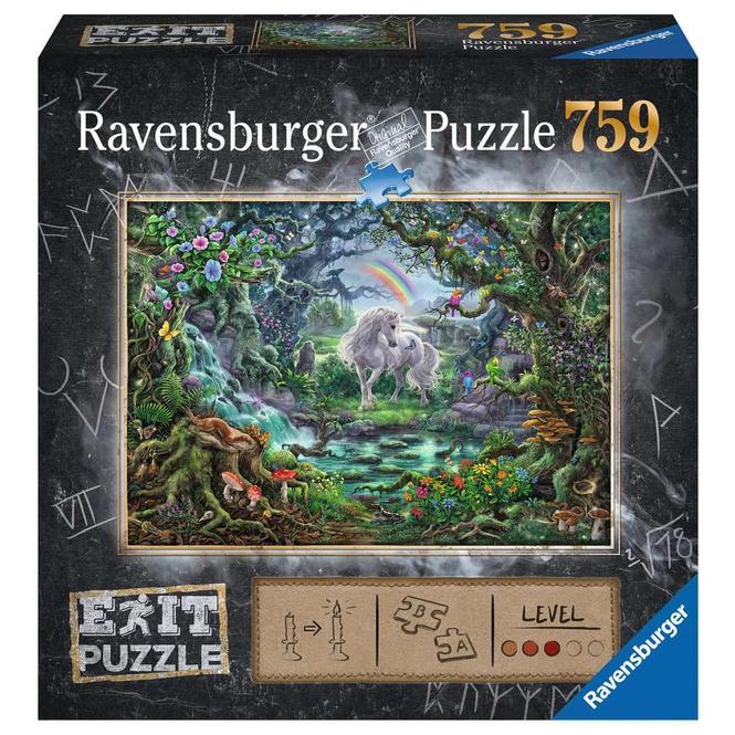 Puzzle - EXIT - Einhorn - 759 Teile