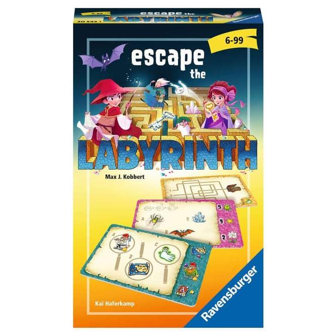Escape the Labyrinth - Mitbringspiel - Ravensburger