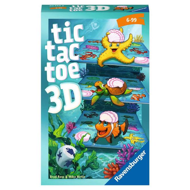 Tic Tac Toe 3D - Ravensburger