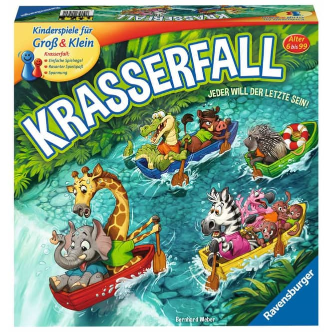 Krasserfall - Ravensburger