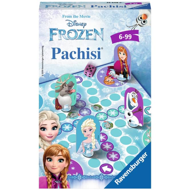 Die Eiskönigin - Pachisi - Ravensburger