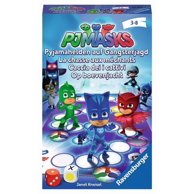 PJ Masks - Pyjamahelden auf Gangsterjagd