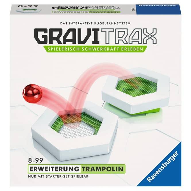 GraviTrax Kugelbahn - Erweiterung Trampolin - Ravensburger