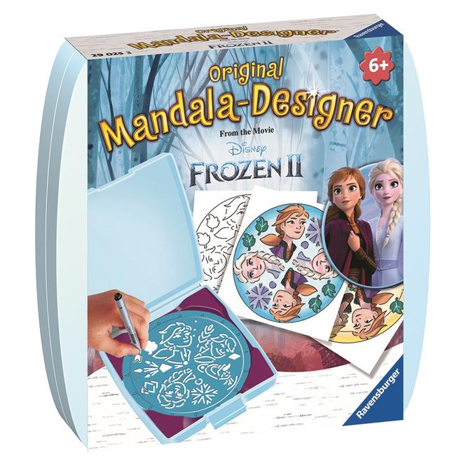 Die Eiskönigin 2 - Mini Mandala Designer