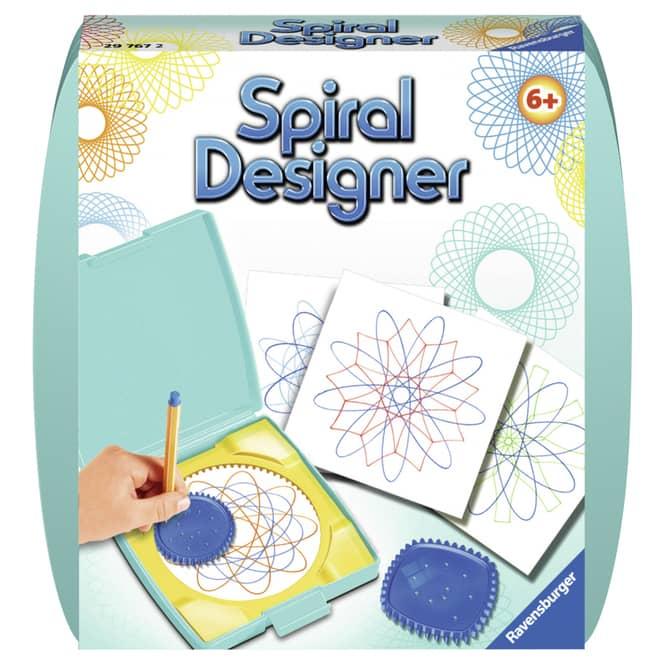 Mini Spiral Designer - türkis