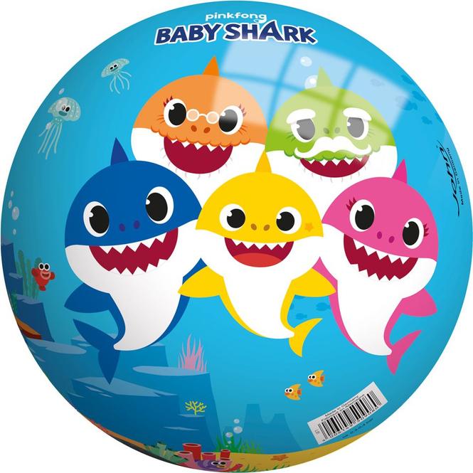 Baby Shark - Spielball - 5 Zoll