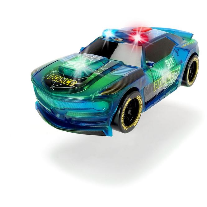 Dickie - Lightstreak Polizei Auto - motorisiert