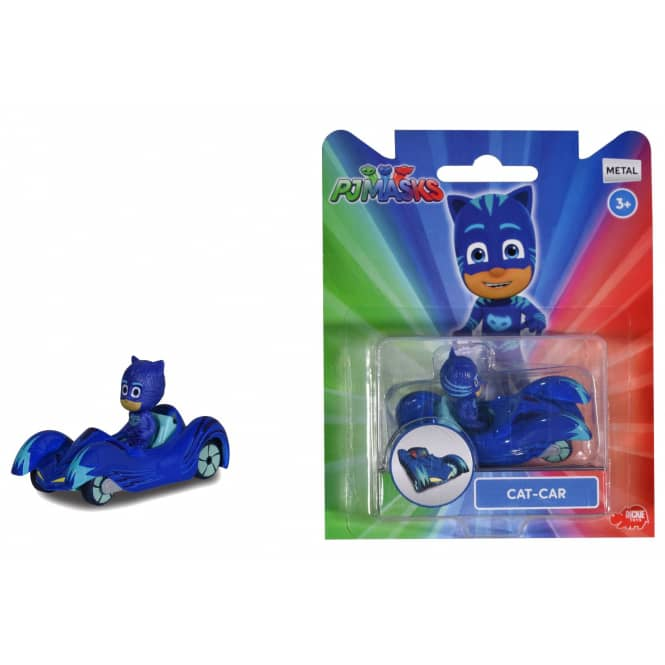 PJ Masks - Cat-Car - inklusive Figur