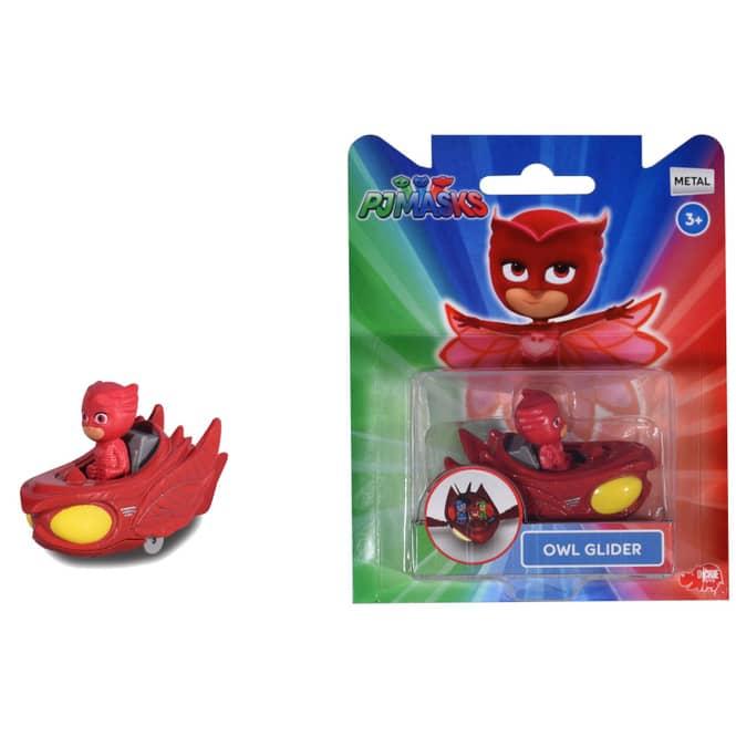 PJ Masks - Owl-Glider - inklusive Figur