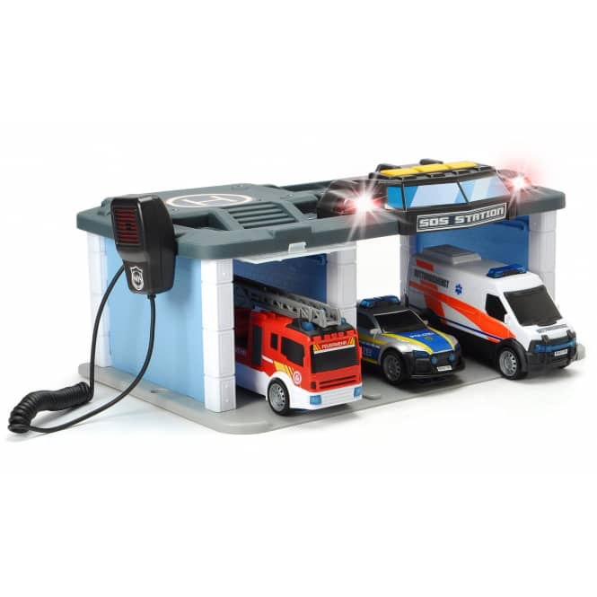 Dickie - Einsatzzentrale - Rescue Center