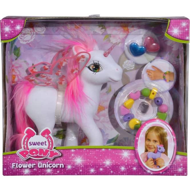 Sweet  Pony - Flower Unicorn