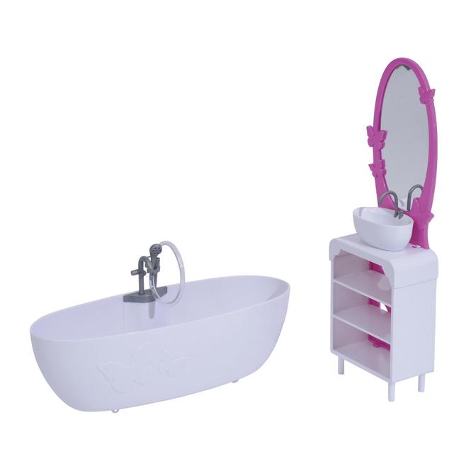 Steffi Love Home - Badezimmer