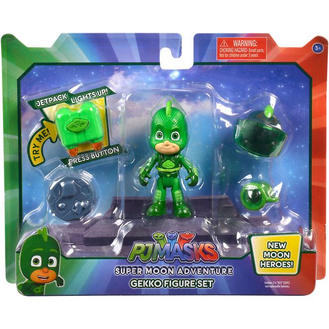 PJ Masks - Spielfigur Super Moon Gecko