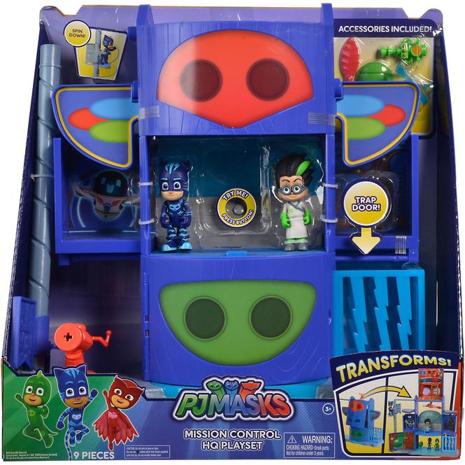 PJ Masks - Mission Control Spielset