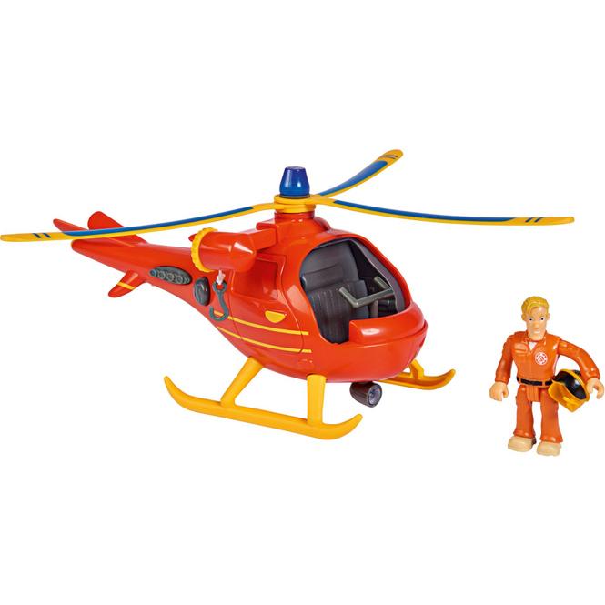 Feuerwehrmann Sam - Hubschrauber Wallaby