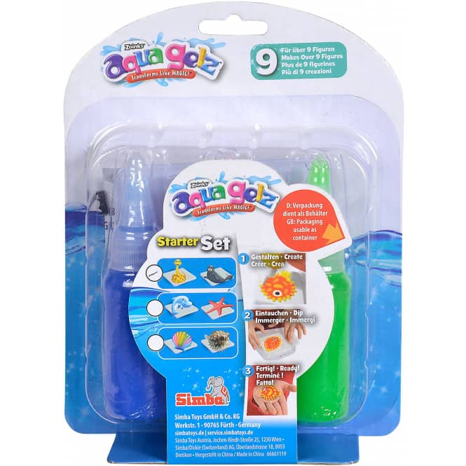 Aqua Gelz - Starter Set