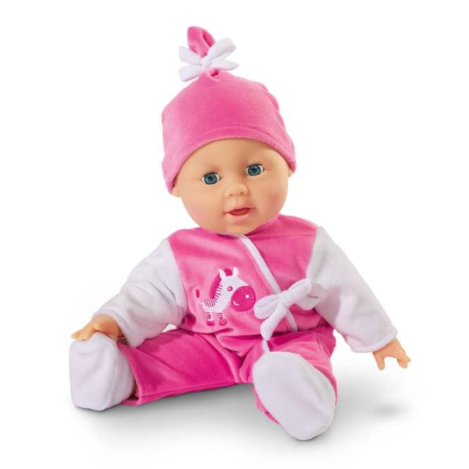 My Laura Puppe mit Babysprache Simba