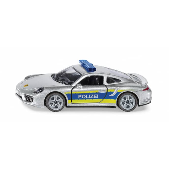 Siku Super Modellauto 1528 - Porsche 911 Autobahnpolizei