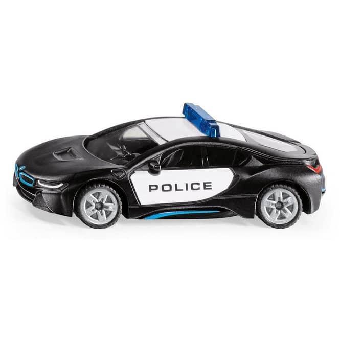 Siku Super 1533 - Polizeifahrzeug BMW i8 - US Police