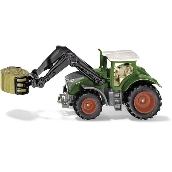 Siku Super 1539 - Traktor Fendt mit Ballenzange