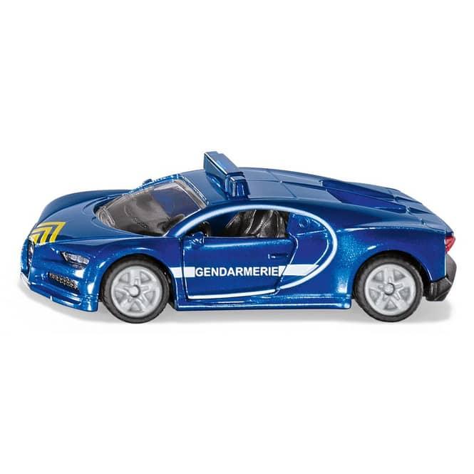Siku 1541 - Bugatti Chiron - Polizeifahrzeug