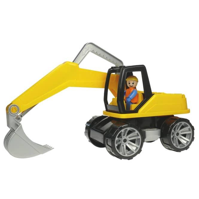 LENA - Truxx Baufahrzeuge - Großer Bagger