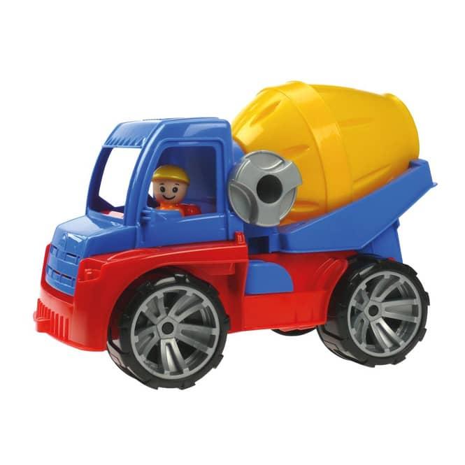 LENA - Truxx Baufahrzeug - Betonmischer LKW