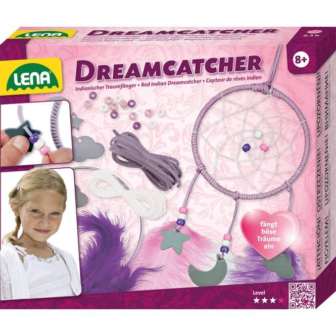 LENA - Dreamcatcher - Traumfänger Bastelset
