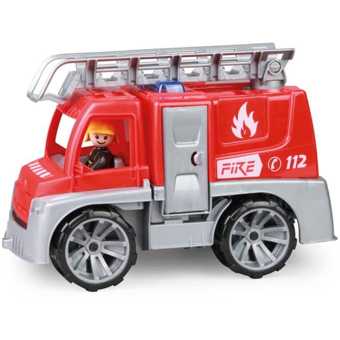 LENA®TRUXX - Feuerwehrfahrzeug mit Figur