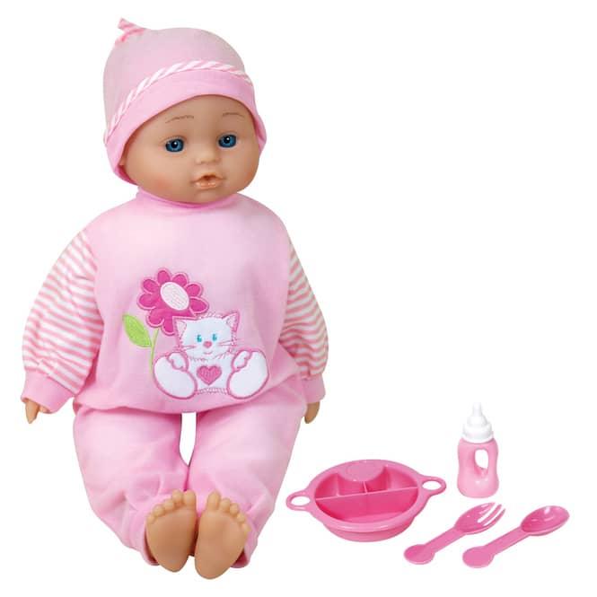Lissi - Babypuppe Bella - ca. 40 cm