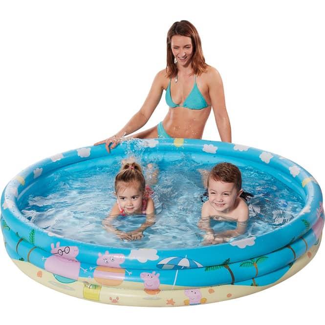 Peppa Pig - 3-Ring-Pool