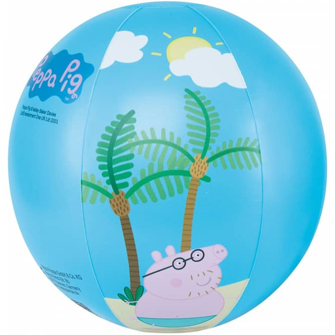 Peppa Wutz - Wasserball