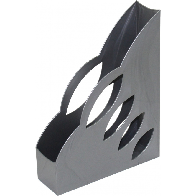Stehsammler A4 - STYLE - silber