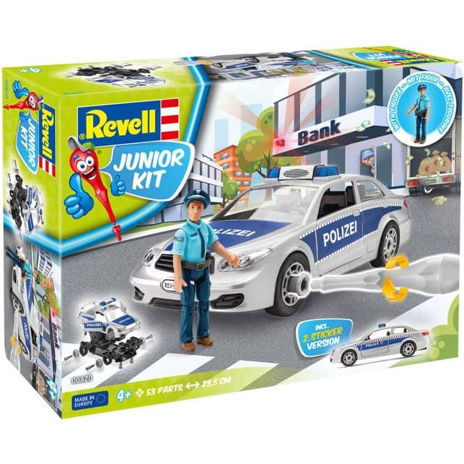 Revell Junior Kit 00820 - Polizeiauto - Bausatz