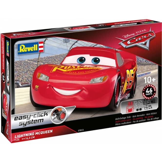 Revell 07813 - Lightning McQueen - Bausatz